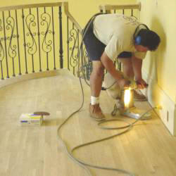 Hardwood Flooring and Millwork -- Finishing Options